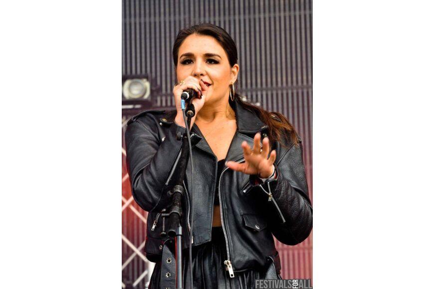 Jessie Ware at Evolution 2012