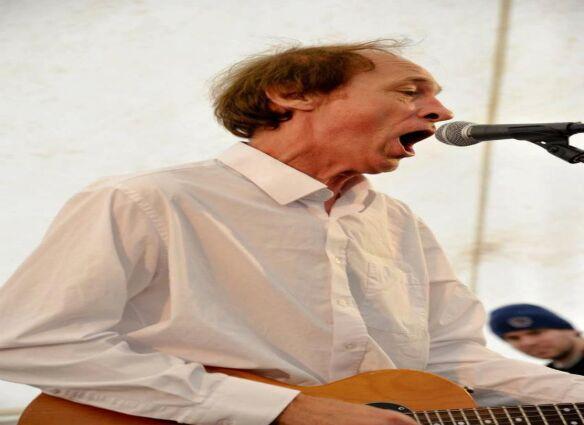 John Otway at Willowman Festival 2012