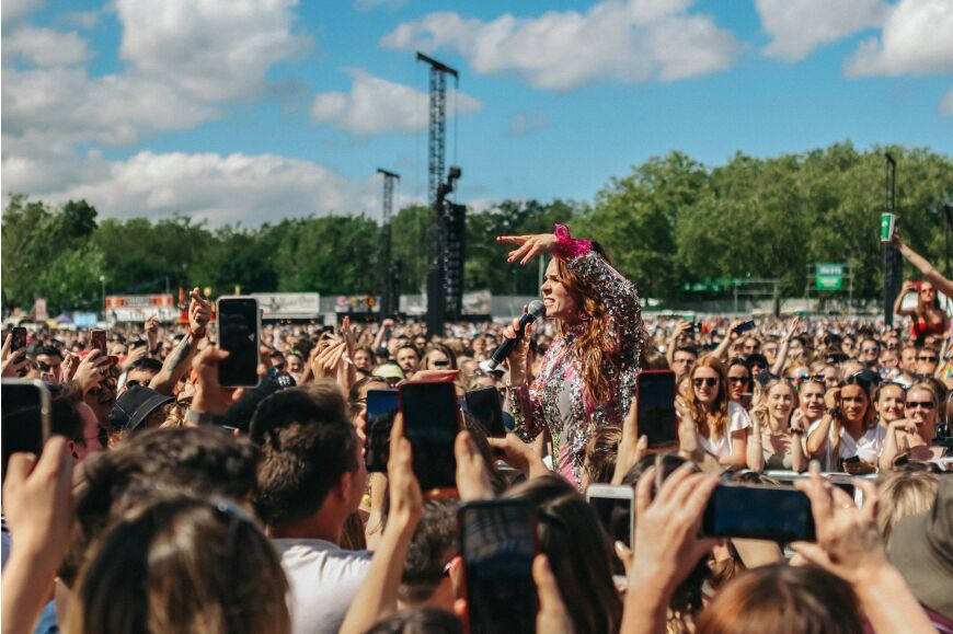 Kate Nash at Community Festival 2019