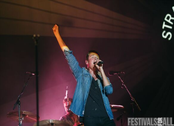 Keane at Cornbury 2013