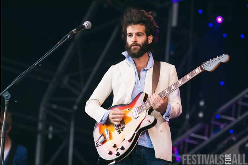King Charles at Brownstock 2013