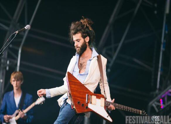 King Charles @ Brownstock Festival