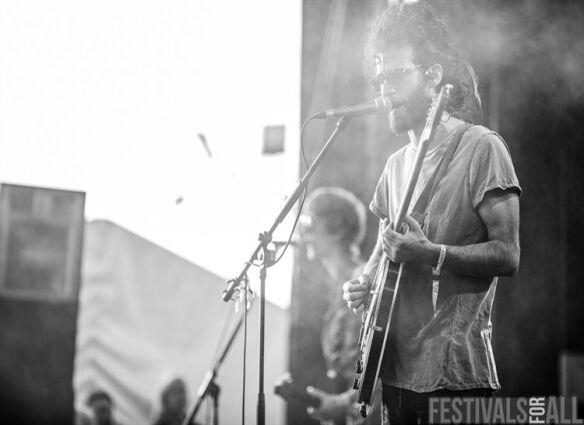 King Charles at Leefest 2013