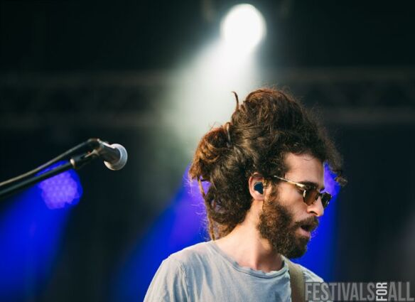 King Charles at LeeFest 2013