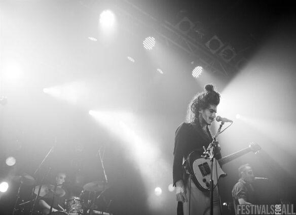 King Charles @ Nightmare Festival 2014
