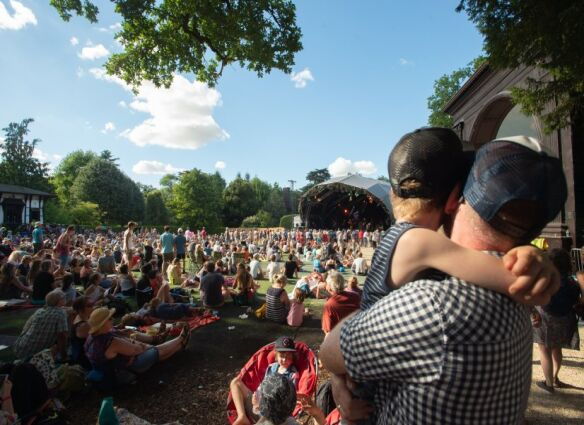 Larmer Tree reveal 6 headliners and much more