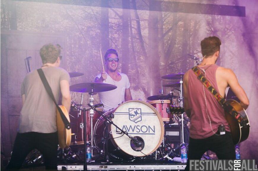 Lawson at Cornbury 2013
