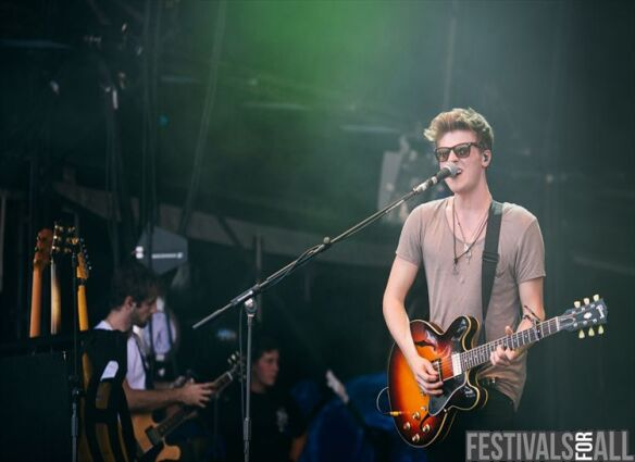 Lawson at Cornbury 2013
