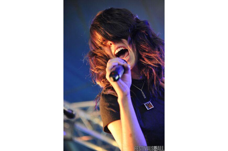 Leeds Festival 2012