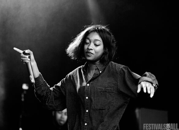 Little Simz at LeeFest presents: The Neverland 2016
