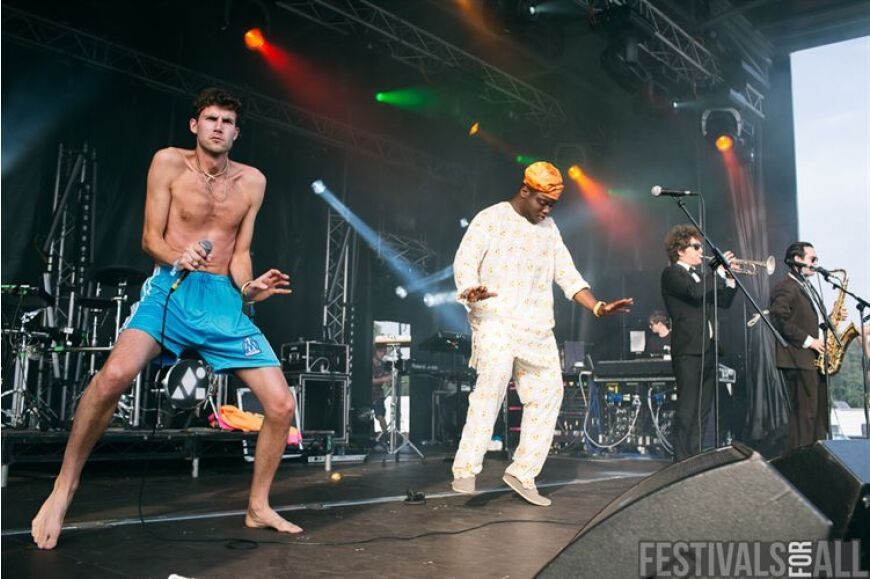 Man Like Me at LeeFest 2013