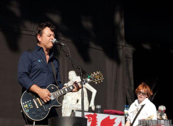 Manic Street Preachers at V Festival (Chelmsford) 2011