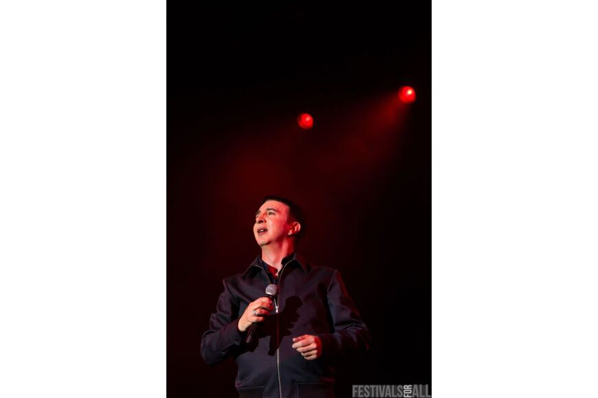 Marc Almond @ Cornbury 2014