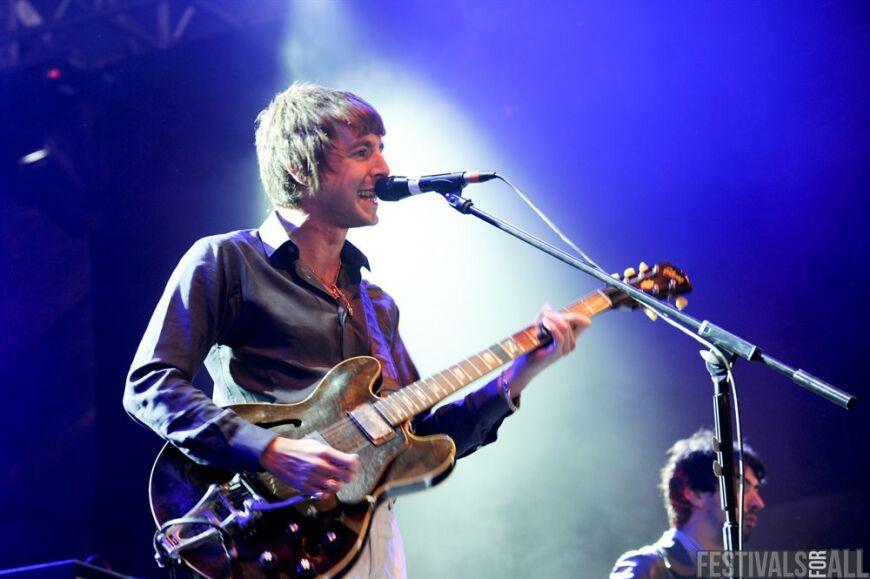 Miles Kane at Leeds Festival 2011