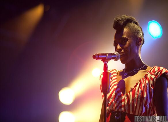 Morcheeba at V Festival (Chelmsford) 2011