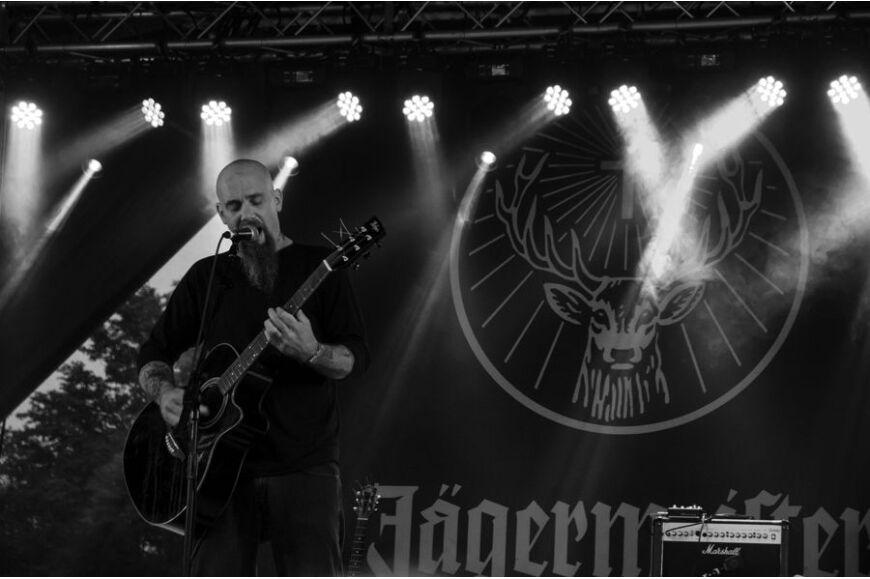 Nick Olivieri at Download 2014