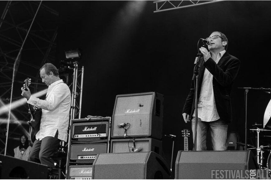Ocean Colour Scene at Y Not Festival 2015