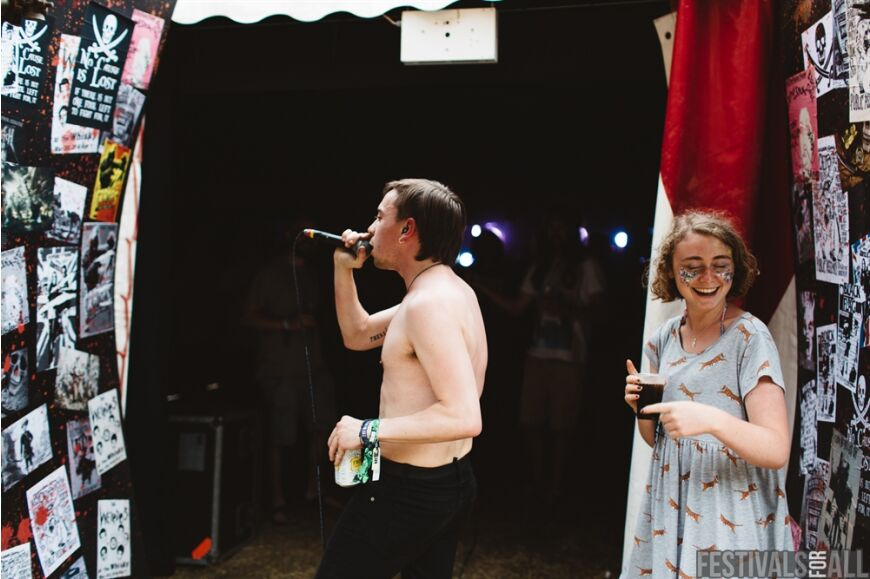Otherkin at LeeFest