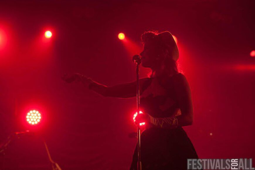 Paloma Faith at Evolution 2013