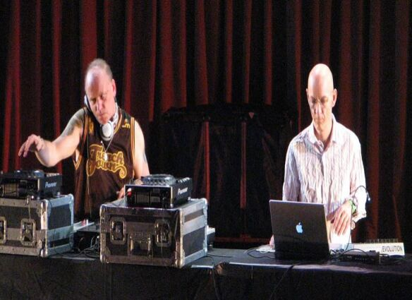 paterson and fehlmann live @ los angeles 2006