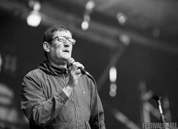 Paul Heaton & Jacqui at Festival No 6 2014