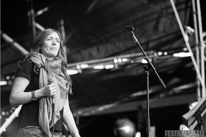Paul Heaton & Jacqui Abbott at Festival No 6 2014