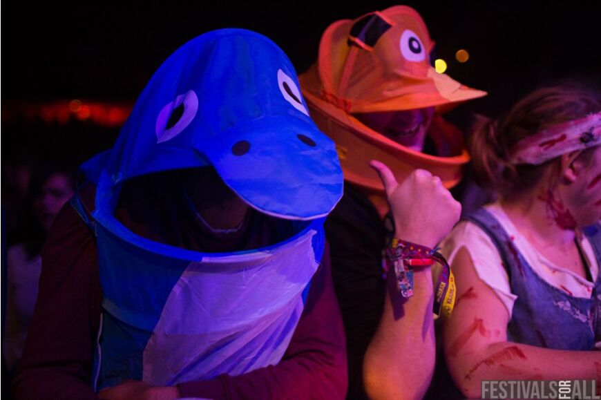 People @ Nightmare Festival 2014