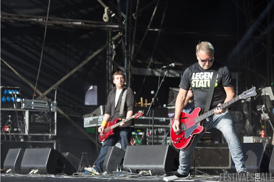 Peter Hook & The Light at Festival No 6 2014