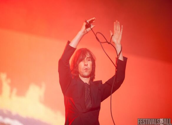 Primal Scream at V Festival (Chelmsford) 2011