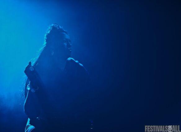 Primal Scream at V Festival 2011