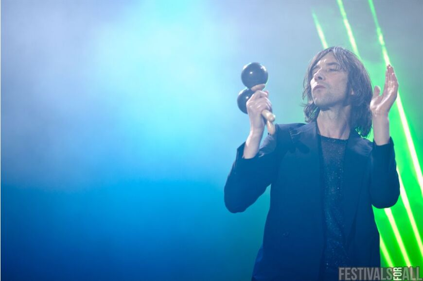 Primal Scream at V Festival 2011