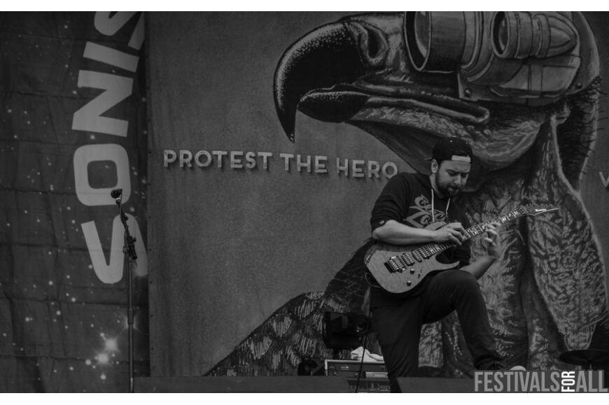 Protest The Hero @ Sonisphere 2014