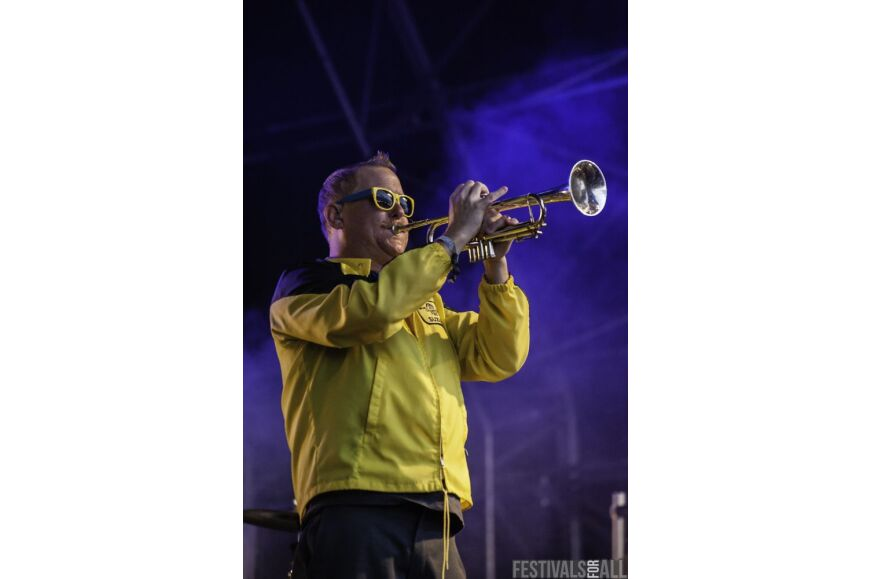 Reel Big Fish @ Hevy Fest 2014