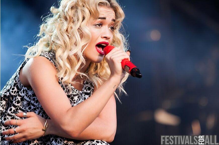 Rita Ora @ Parklife Weekender 2013