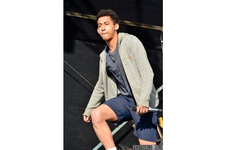 Rizzle Kicks at Evolution 2012