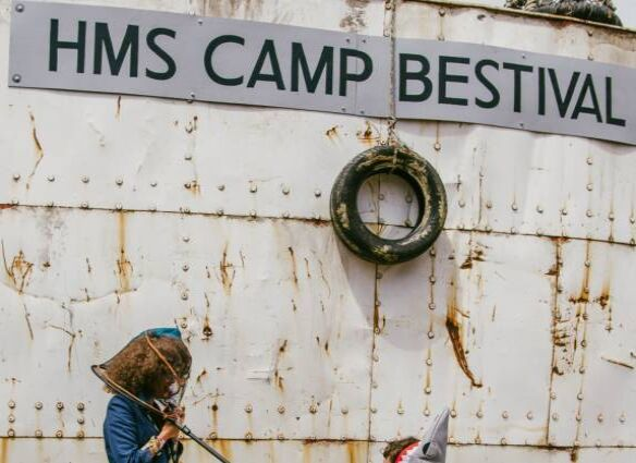 "Rob and Josie Da Bank are ""back in control"" of Camp Bestival"