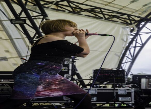 Rolo Tomassi at ArcTanGent 2013