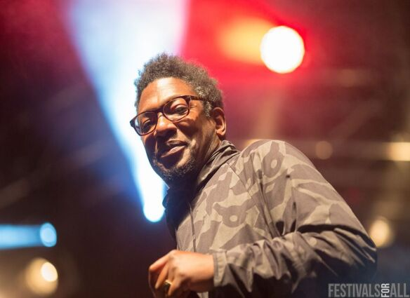 Roots Manuva @ Brownstock Festival 2014