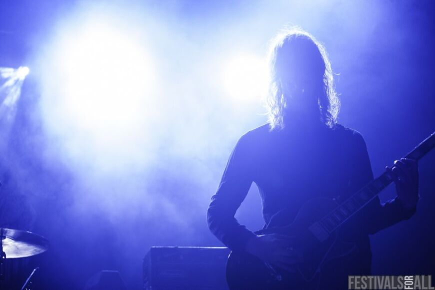 Russian Circles at ArcTanGent Festival 2014