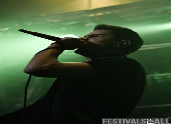 Saint The Sinner at Takedown Festival 2014
