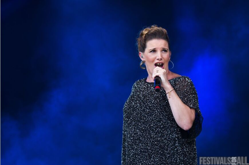 Sam Bailey @ Cornbury 14