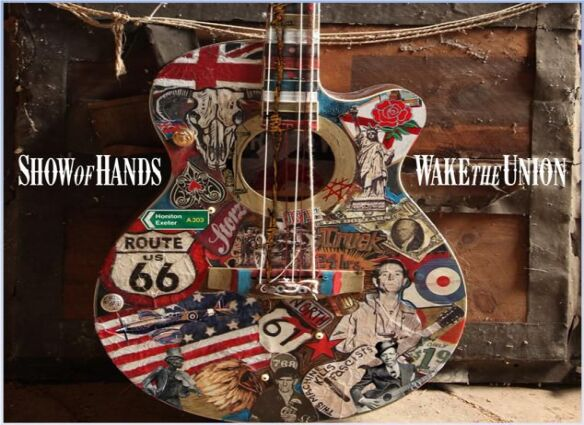 Show of Hands CD Cover