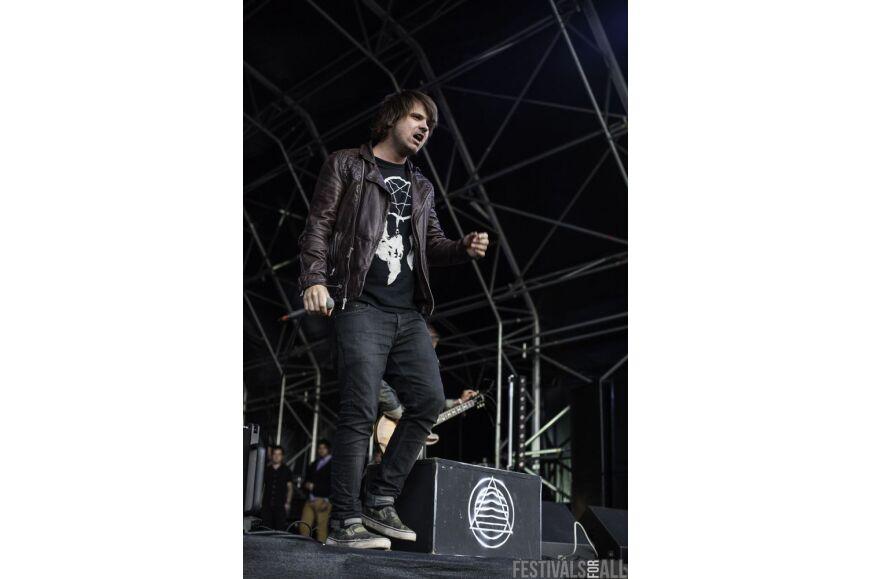 Silverstein @ Hevy Fest 2014