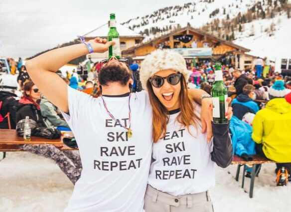 Stormzy, The Prodigy and Fatboy Slim among first wave of acts for Snowbombing 2019