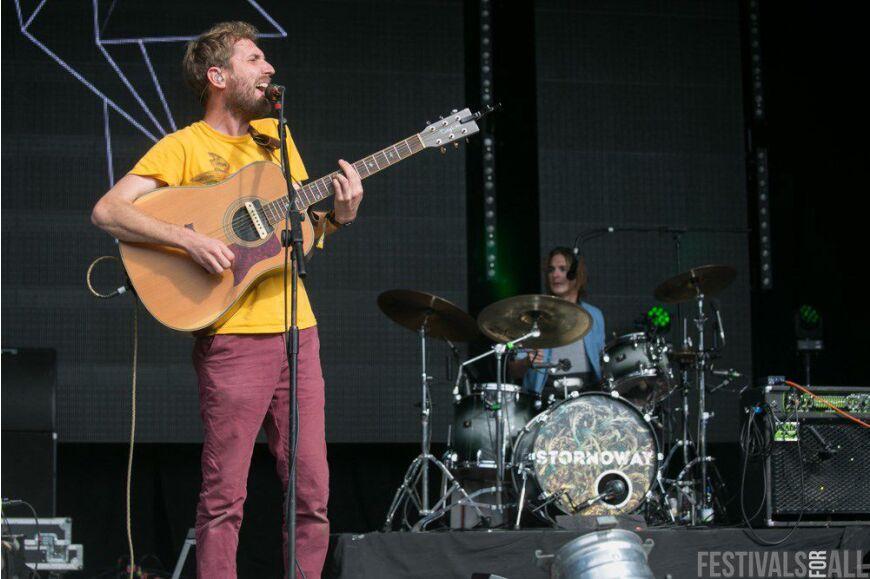 Stornoway at Festival No:6