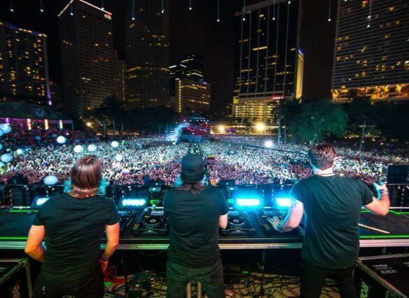 Swedish House Mafia first headliner for Creamfields 2019