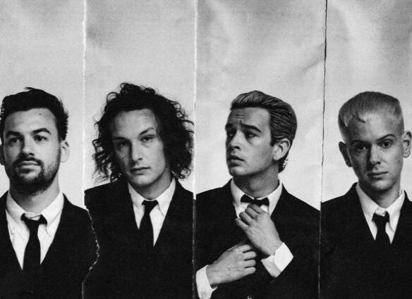 The 1975 are the latest headliner for Glasgow Summer Sessions