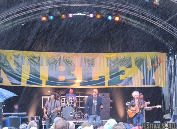 The Christians at Nibley Festival 2012