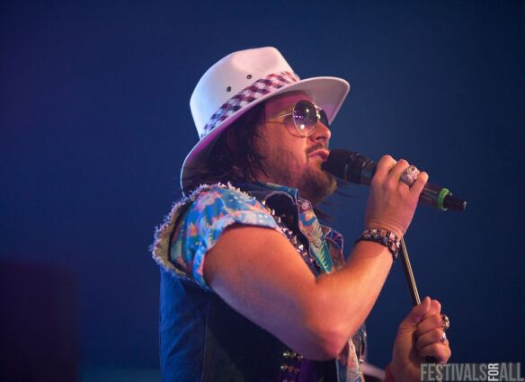 The Cuban Brothers at Brownstock 2012