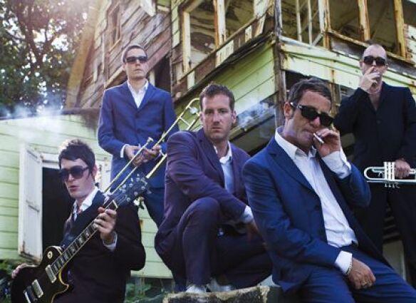 The Dub Pistols 2009